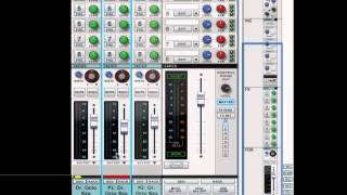 Reason 7 - Parallel Processing - SSL Mixer Video Series - Reason - LearnReason.com