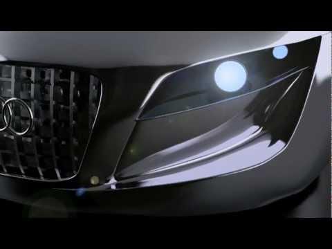 Audi RSQ - Blender Animation Test