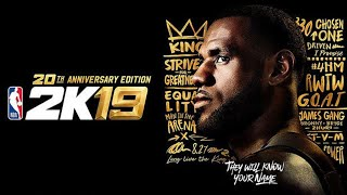 NBA 2K19 JORDAN REC CENTER WITH XCHASEMONEY & TRAY