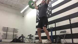 No Contact Snatch