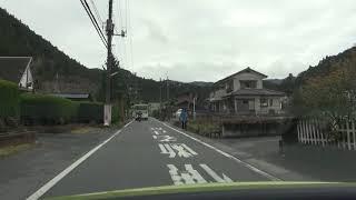 違反しても抜きたかったバイク(埼玉県道70号)[飯能市]