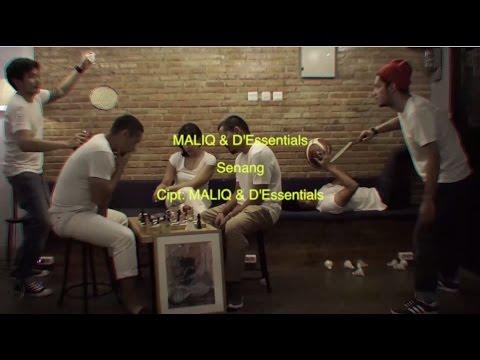 MALIQ & D'Essentials - Senang (Official Lyric Video) Presented by Wardah Beauty