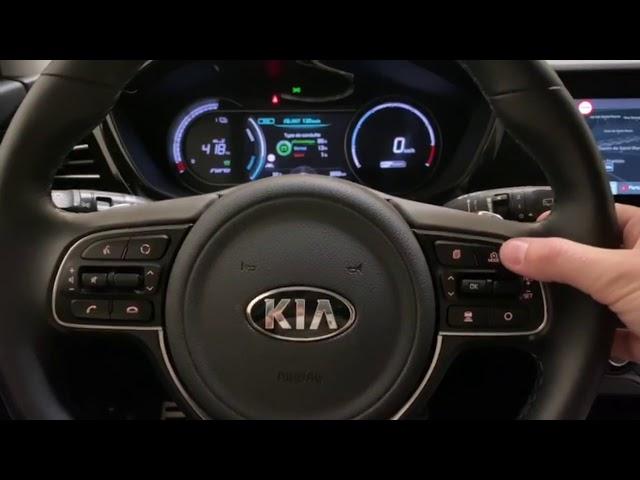 🎙TUTO🎙 Comment ACTIVER/DESACTIVER le régulateur adaptatif sur votre Kia E-Niro