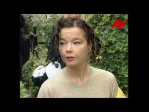 Björk, statement to the press about her stalker. London, September 18, 1996.