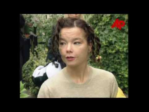 Björk, statement to the press about her stalker. London, September 18, 1996.