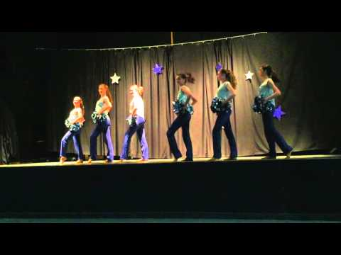 Bracken Christian School Bailadoras