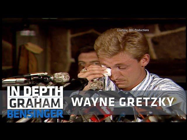 Wayne Gretzky\: I thought I was untradeable