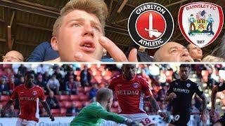 Charlton Athletic 2 Barnsley 0 | Poor Performance Today! | Matchday Vlog 15#