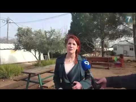 EU Senior Analyst Visits the Shomron