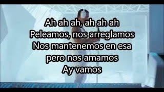 J Balvin - Ay Vamos - letra