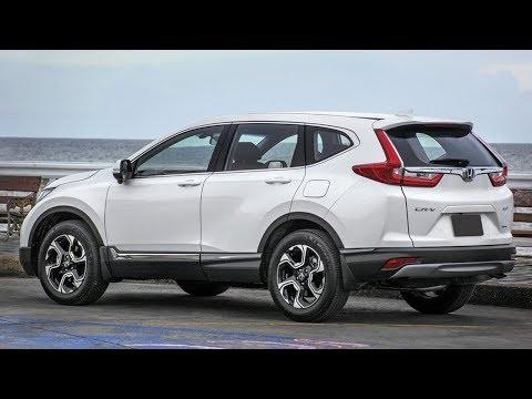 2018 Honda CR V Interior Exterior
