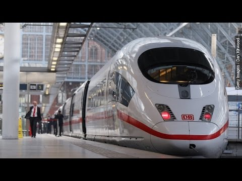 How Fast You Could Travel If The US Had High-Speed Rail - Newsy