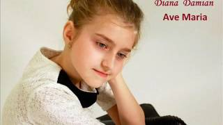 ave maria diana damian cover celine dione