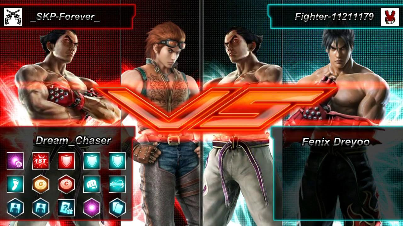 Tekken Card Tournament Android Kazuya Tags - YouTube