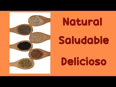 Condimentos NATURALES para las comidas: 100% SALUDABLE!!