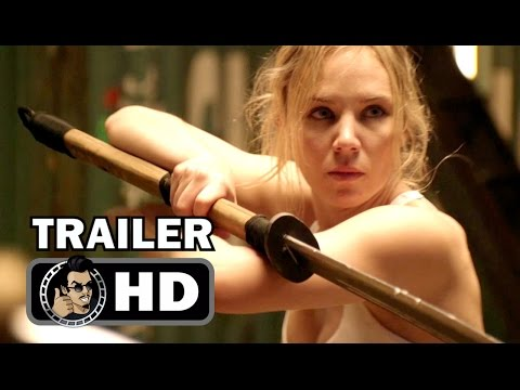 Thumbnail: LADY BLOODFIGHT - Official Trailer #2 (2017) Amy Johnston Action Movie HD