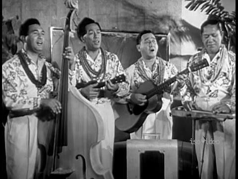 The Royal Hawaiian Serenaders - Heaven Is In Blue Hawaii