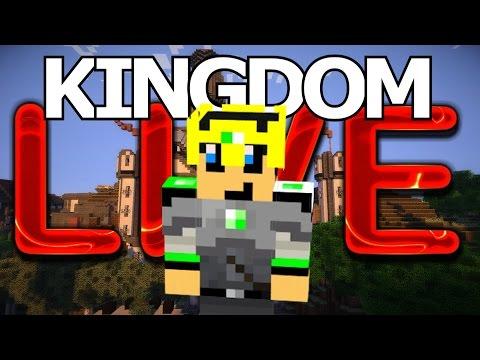 THE KINGDOM LIVE - Entropia claimt MEER!!