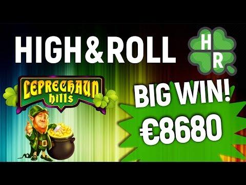 Play Leprechaun Hills Slot Machine Online (Quickspin) Bonus Game - 동영상