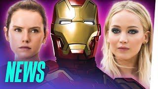 AVENGERS ENDGAME: Marvel-Chef mit Ansage / STAR WARS 9: Kein Remake! / JENNIFER LAWRENCE ist zurück