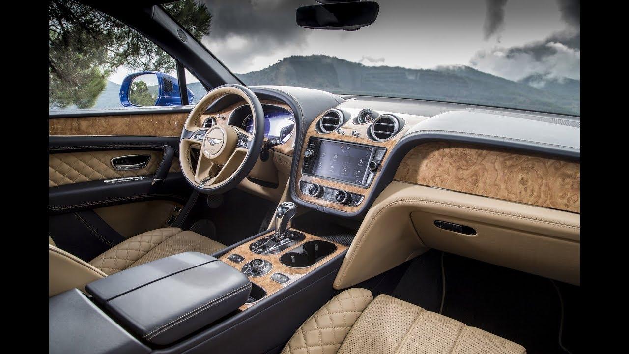 Kết quả hình ảnh cho Bentley Bentayga V8 2019