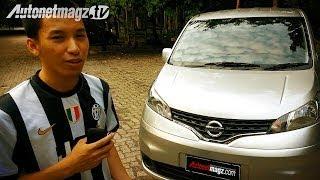 Video Review Nissan Evalia tipe SV MT Indonesia Test Drive by AutonetMagz download MP3, 3GP, MP4, WEBM, AVI, FLV Mei 2018