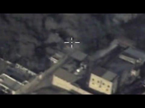 Бомбардировка ИГ с