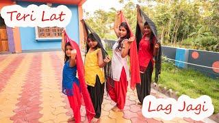 Teri Lat Lag Jagi -लत लग जायेगी- New Dance tutorial 2020