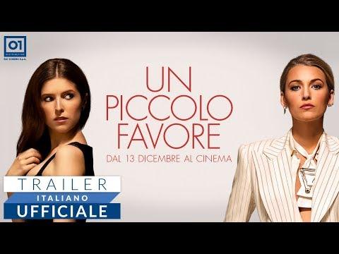 UN PICCOLO FAVORE (2018) - Trailer Italiano Ufficiale HD