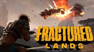 Королевская Битва в стиле Mad Max | Fractured Lands