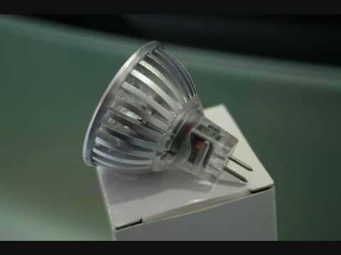Lampade a led E27, MR16, GU10, Neon - YouTube