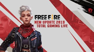 Free Fire Live New Update December Push Global No1 - Garena Free Fire