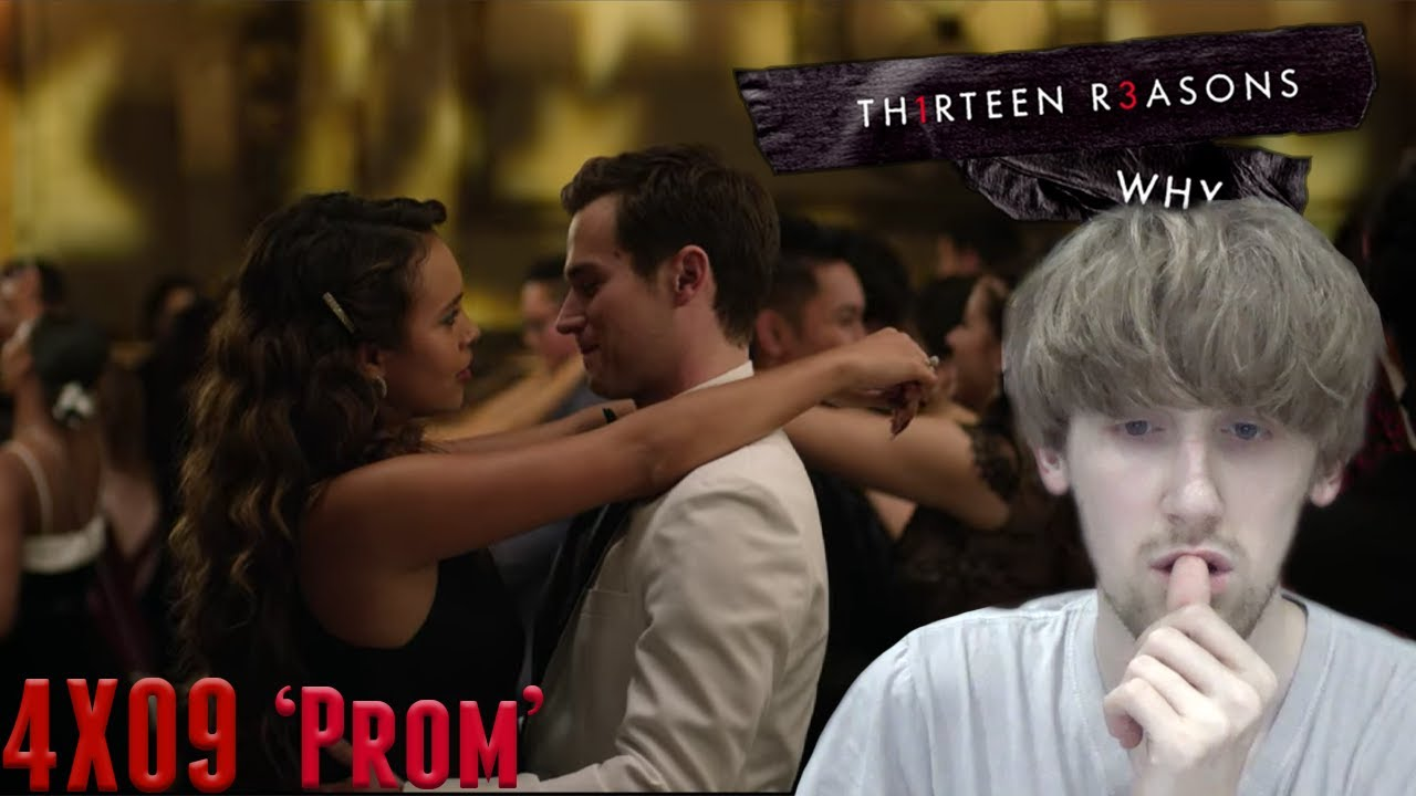 Download 13 Reasons Why Season 4 Episode 9 - 'Prom' Reaction