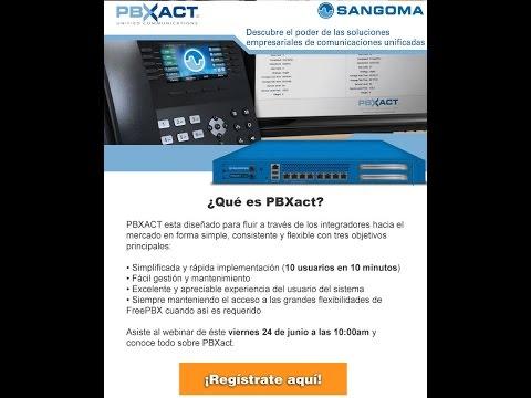 Webinar Sangoma SBC