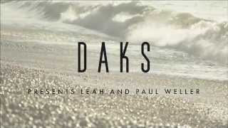 DAKS AW14 120th Anniversary Campaign ft Leah and Paul Weller