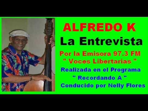 """ALFREDO K.... por Radio """"Voces Libertarias"""" en FM 97.3 ..... Caracas"""