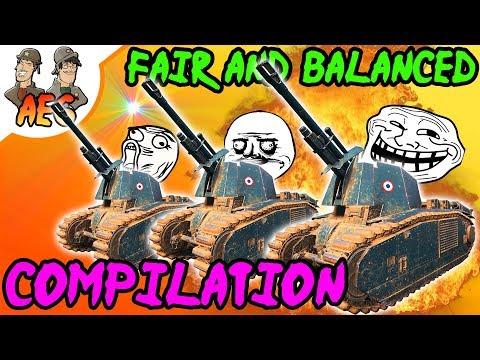 105 leFH18B2 Balance Compilation!