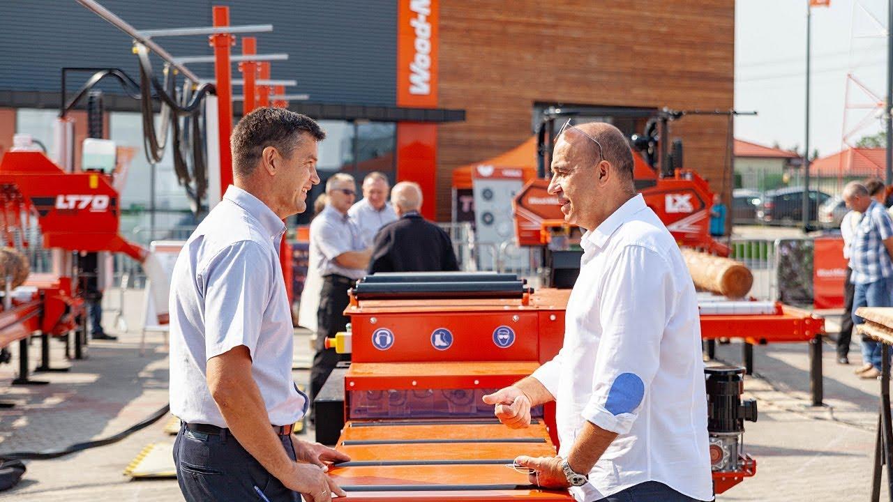 Wood-Mizer Europe 2018 Customer Day in Kolo, Poland