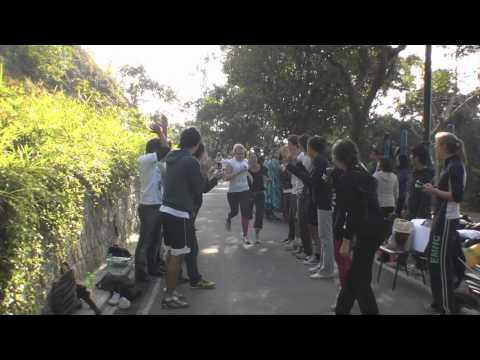 Hong Kong 24 Hour Race - Running To Stop the Traffik