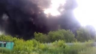 Пожар в Подольске (30.06.2012)(, 2012-06-30T14:29:44.000Z)