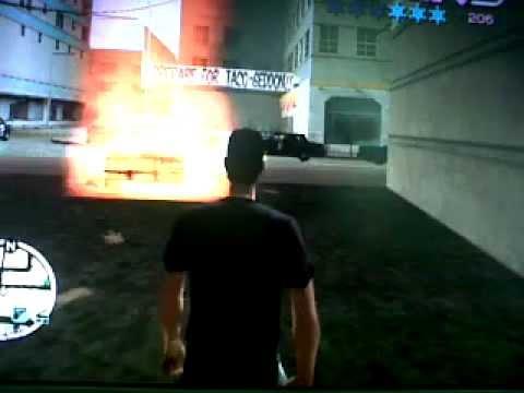 GTA Vice City Stories Sur PC: Molotov Love (Introduction)