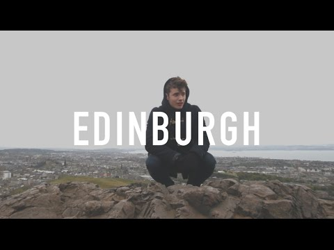 Hello Scotland! (Edinburgh vlog 1)