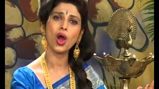 JHULE PALNA ANUSYA GATE MARATHI DUTT BHAJAN BY ANURADHA PAUDWALE [FULL VIDEO] I DUTT NAMACHA MAHIMA