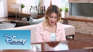 "Violetta y Felipe ensayan ""Underneath It All"" 