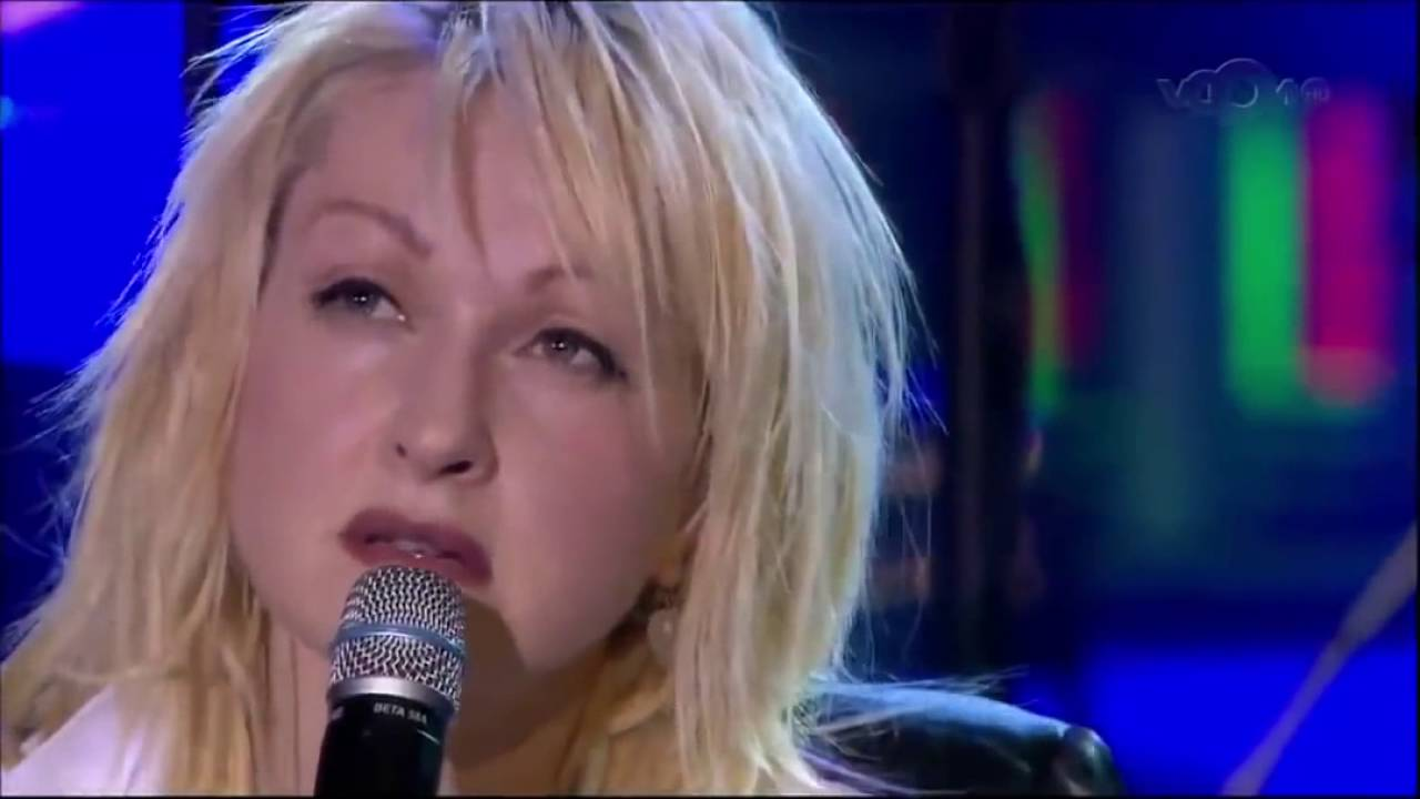 Download Cyndi Lauper - Time After Time (HD) (LIVE)