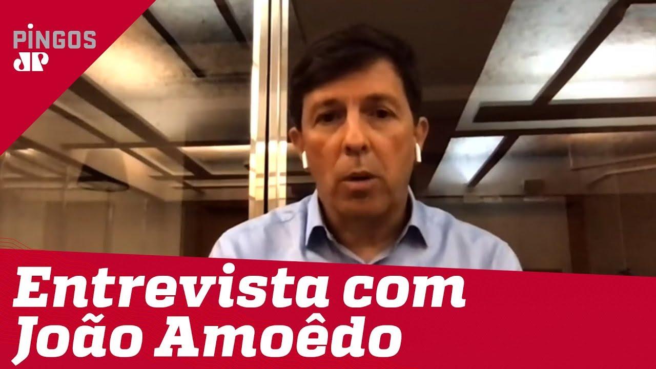 João Amoêdo: 'Ideologia errada do PT e do PSOL empurra o Brasil para o atraso'