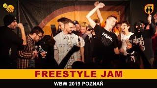 Freestyle Jam  WBW 2019 Poznań (Quesh, Bartek, Feranzo, Spartiak, Syn Młynarza)