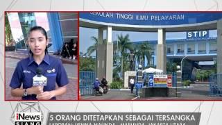 Suasana Terkini Di STIP Pasca Di Copotnya Kepsek STIP - INews Siang 12/01