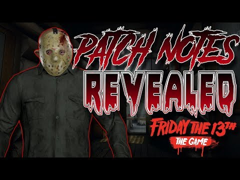 NEW Patch Notes REVEALED! | Preferences, Pamela Sweater, and More! |  Friday the 13th: The Game