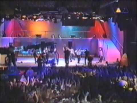 Backstreet boys-1996 viva comet